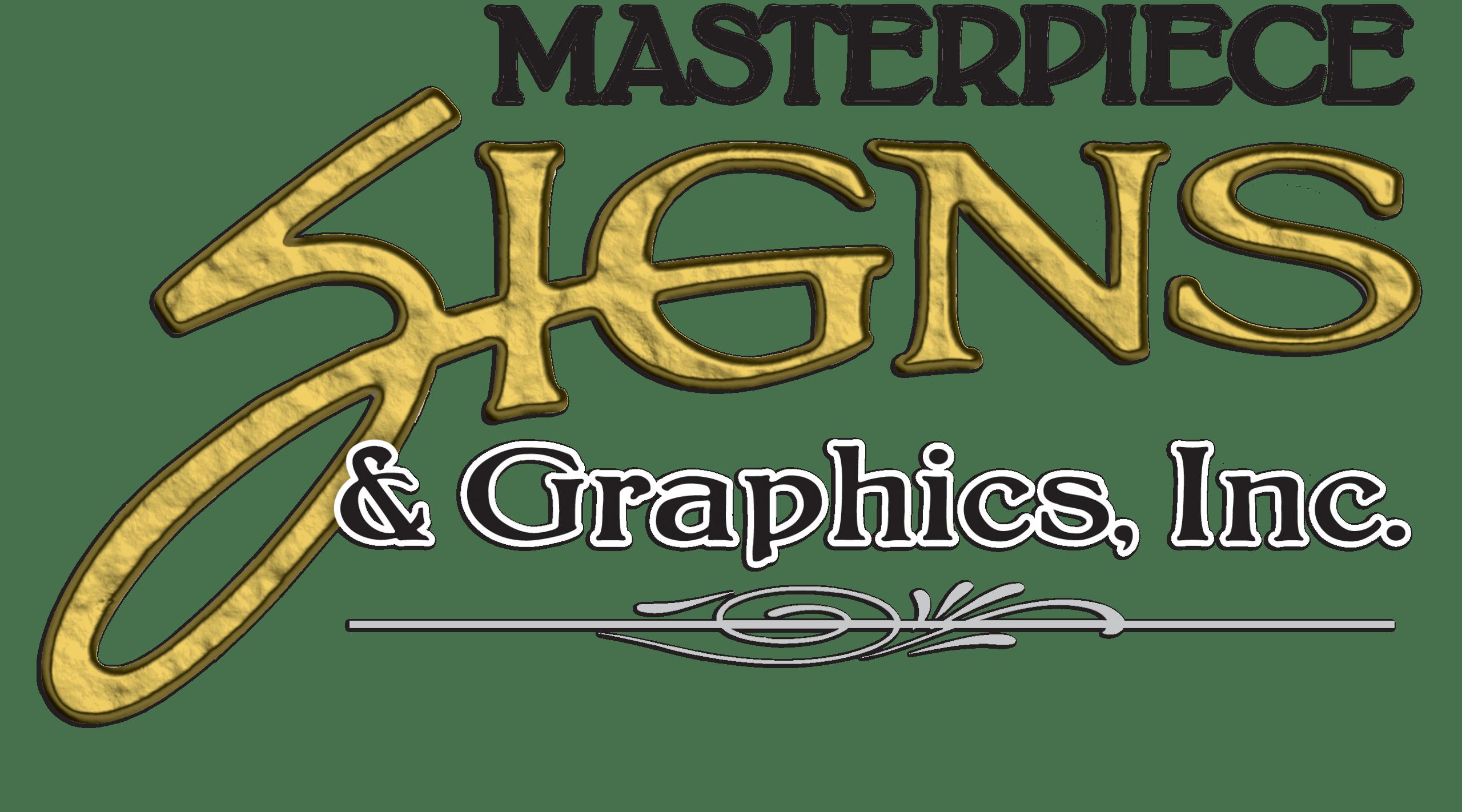 Masterpiece Signs & Graphics, Inc.